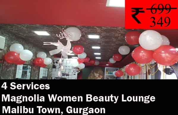 Magnolia Women Beauty Lounge - Malibu Town, Gurgaon